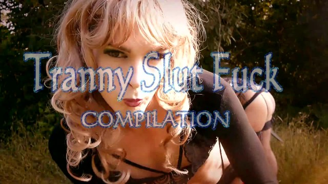 Trannies strictly top - Lola spais tranny slut fuck compilation