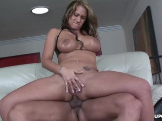 Trina Michaels obviously likes hardcore anal sex
