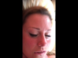 Beautiful Big Booty Brunette Fucks Big Cock Reverse Cowgirl + Cumshot