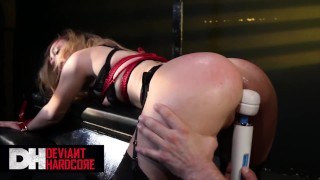 Deviant Hardcore – Sub Lyra Louvel Gets Dominated