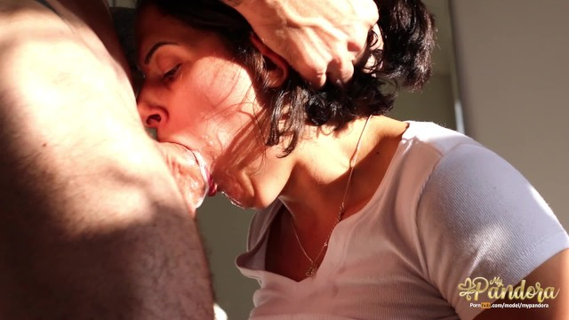 Oral black sex Bwc deepthroat with huge throbbing oral creampie