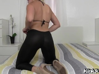 Black leggings JOI