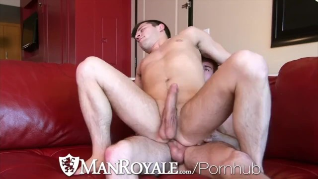 Older chubby gay man - Manroyale sexy hunks have multiple fuck parties