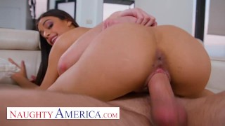 Naughty America – Horny dad gets lucky with daughter's friend