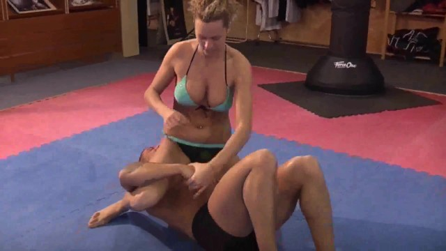 Femdom pencil art - Fetish femdom wrestling
