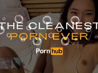 The Cleanest Porn Ever avec Luna Okko NSFW