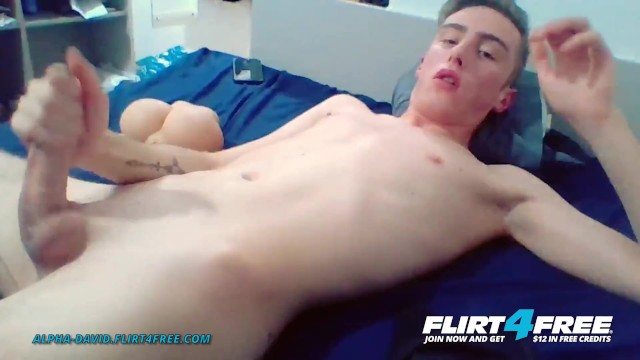 Black cocks cumming all over twinks Alpha david on flirt4free - blond euro college twink cums all over his body