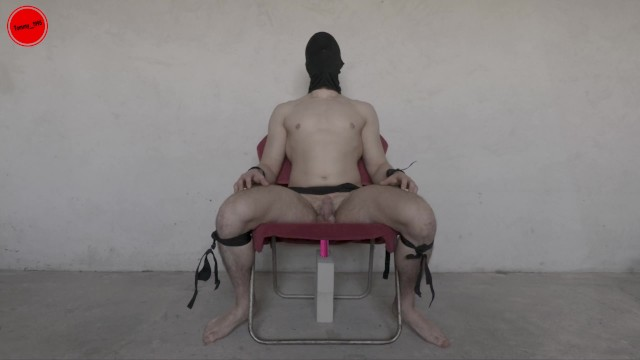 Stimulate prostate orgasm Anal training - prostate stimulation - vibrating probe - machine milking