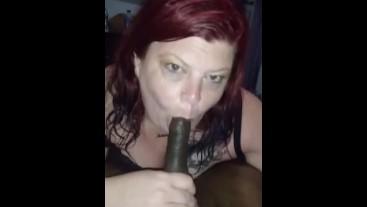 Lost Sloppy Deepthroat BJ POV w/ Pressure & Nikki Cakes