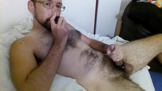 Fetish gay hard Huffing poppers and cumming hard