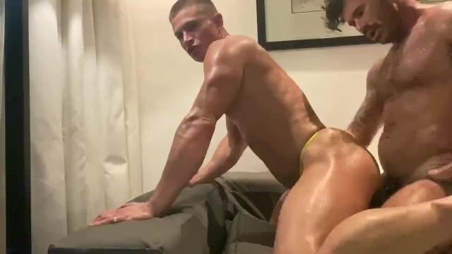 Angelo sosa gay Ruslan livingroom- justfor.fans/ruslanangelo
