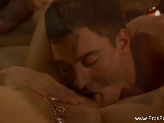 Blowjob Done In Stages To Arouse Each Other For Love