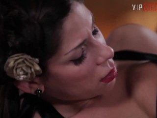 PinUp Sex – Horny Couple Romantic Sex With Wild Passion