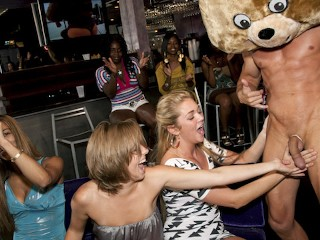 DANCING BEAR - These Want Big Cock, We 're Going To Give It To Them!