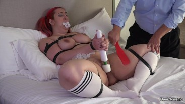Bound Lesson: Painful Pleasure- A Dani Sorrento clip