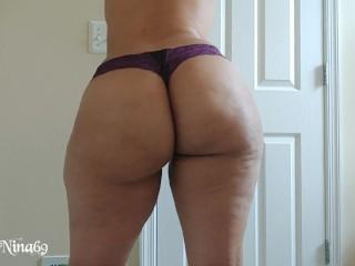 Big Ass MILF Panty Selection, Help Me Decide…