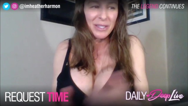 Mature lesbian stream Heather harmon brooke chturbate stream apr. 27