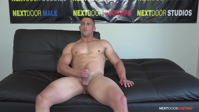 Kinky gay toys Nextdoorcasting - buff kinky hunk luke miles porn audition