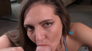 Preview - Sadie Holmes fucks and gets a mouthful of cum