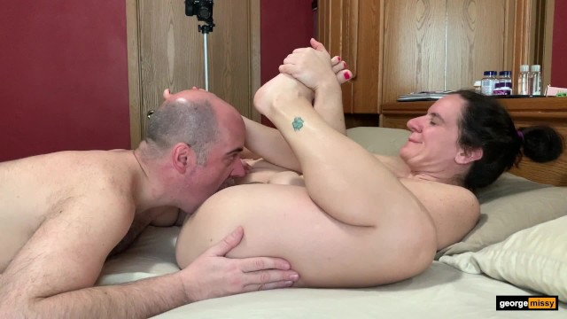 Amateur couple homemade sex tape - Married couple private sex tape - eating pussy and fucking - real homemade