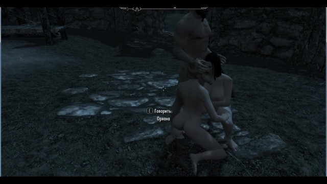 Porn gaemes - Skyrim sold his wives to a soldier for release porn games