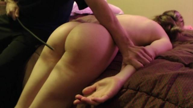 Anal sex anal beads - Punished blonde slut, anal beads, spanking and fucking