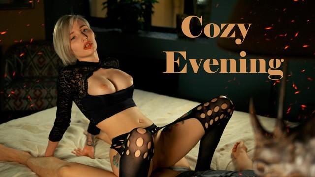Penis cozy Cozy goofy evening with celebrity