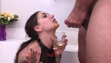 Alt Teen Gets Punished and Humiliated By Johnny Castle