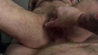 Scott Irish fucks a hot hairy FTM