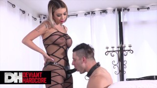 Deviant Hardcore – Female Dom Kat Dior Will Fuck You Hard