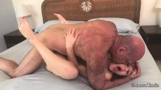Muscle Daddy Claudio Fucks Sailor Luna