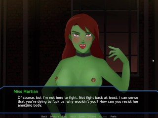 Deception of Honor: Sex with SuperGirl and Poison Ivy (v0.1.6)