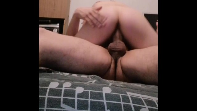 Real natural fucking Riding my boyfriend cock