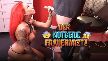 Gynecologist Fuck German Redhead Teen Anni Angel Baraeback Creampie Drip