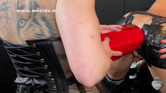 Free anal stretching Stretched untill it hurts