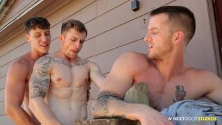 Бесплатное порно Hd - Next Door Studios - Quentin Gainz Грубый Трах И Камшот Подборка