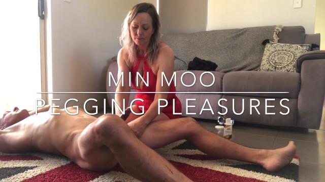 Free full length couple sex videos Strapon pegging - fucked his ass hard - full length up now - min moo