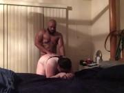 interracial Rough Sex causes Multiple Orgasms
