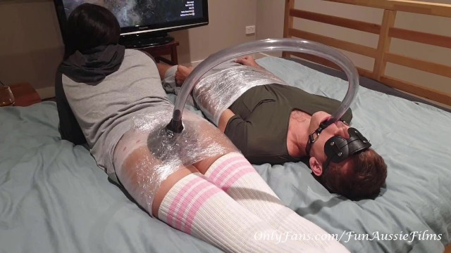 Asian babes trailer Funnelling farts down his throat while gaming trailer