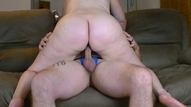 Waco transvestite Sexy blonde pawg wife rides my cock for a creampie on the couch