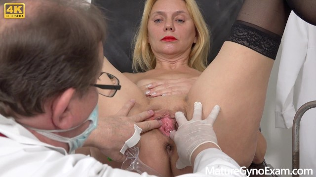 Old ladies bottoms Sexy mature lady mya evans old pussy exam