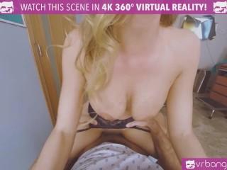 VR BANGERS Hot Nurse Britney Amber Loves To Tease Her Patients