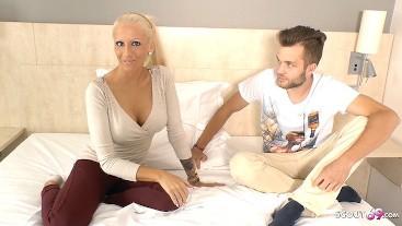 Cute German Teen Tight Tini at Userdate with Big Dick Guy