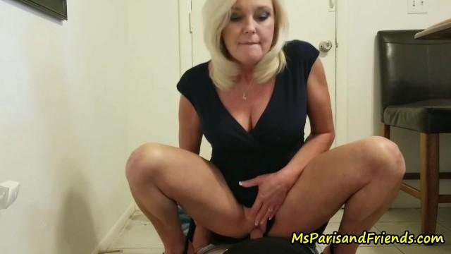 Naughty Taboo Step Aunt Paris Seduces Her Nephew Twice