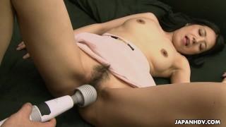 Japanese housewife, Kana Aizawa got nailed, uncensored
