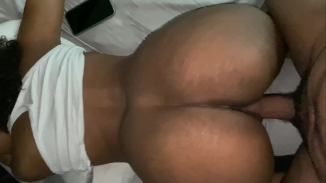 Pefect fucking Slim thick redbone ass is sooo perfect