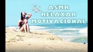 SFW [ASMR] Fazendo voce Dormir PROFUNDAMENTE Sons de areia, Mar, sussuros