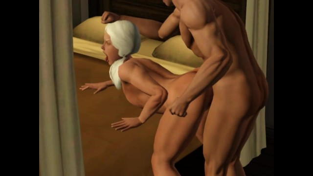 Inga bondage flash game Punished wife for cheating anal sex video game sex, sims 3
