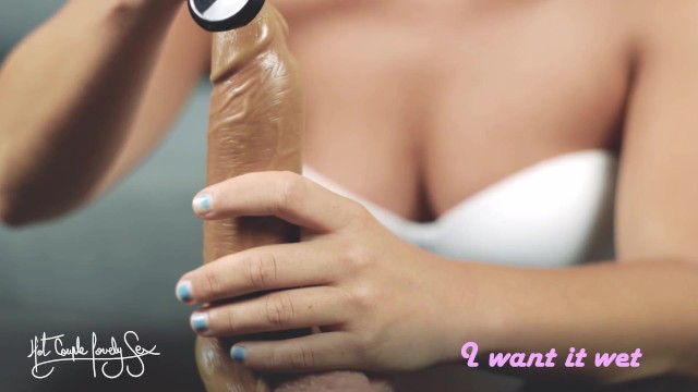 Jerk off gifs Joi handjob challenge. my first jerk off instructions with a big dildo