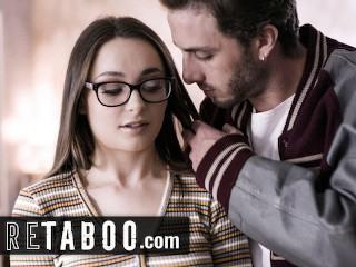 PURE TABOO Jock Taunts Unconfident Virgin Into Fucking Him
